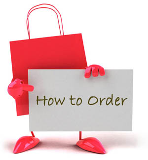 How to Order Cara Order