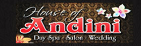 Andini Wedding Salon Spa